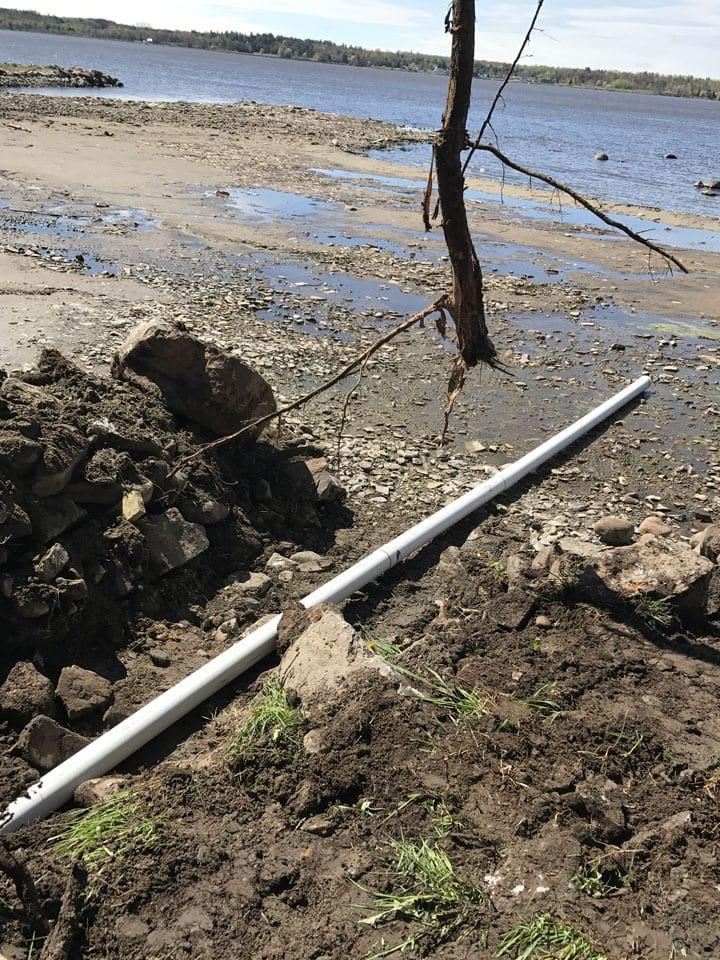 Transport Lariviere et Fils Excavation Lachute Argenteuil Wentworth Remblais Fosse Septique Aménagement Paysager